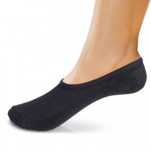 cushioned no show sock
