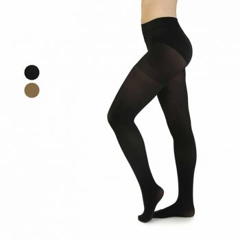 slimming opaque tights