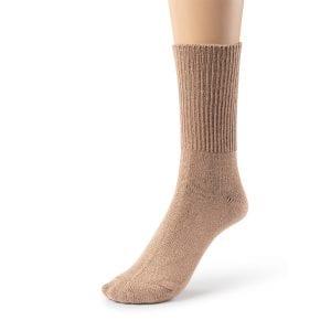 Diabetic crew sock