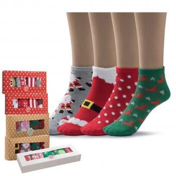 Christmas fun party socks