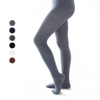 denim cotton tights